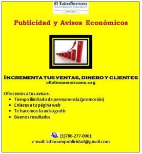 Publicidad latinoamericano
