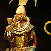 Señor de Sipán, el magnífico guerrero peruano.