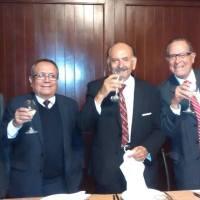 El Dr. Nelson Díaz Pomar Reconocido como Hijo Ilustre en Perú