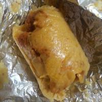 Tamales Peruanos envueltos en Papel Metálico