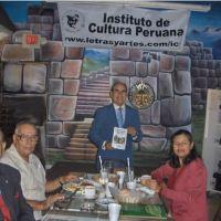 Instituto de Cultura Peruana, Inc. Con sede en Miami, FL. USA. Convoca al XXV Concurso de Poesía y Narración