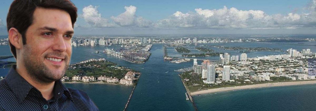 Alfred SantaMaría, un Político Colombiano que Promete Servir a Todos los Habitantes el Condado Miami-Dade por Igual