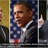 Líderes de Estados Unidos, China y Rusia Participarán de Foro de Cooperación Económica Asia Pacífico (APEC) en Perú