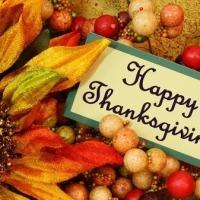 El Latinoamericano Magazine les Desea un Feliz Día de Acción de Gracias