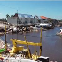 """Lo que el Huracán """"Michael"""" Nos Dejó: Esperanzas Sobre Escombros"""