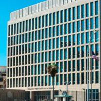Estados Unidos Cierra su Oficina de Inmigración y Visas en La Habana el 10 de Diciembre de 2018
