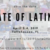 Marcha de Mujeres Latinas a Tallahassee organizado por NLIRH FL Latina Advocacy Network - FL LAN